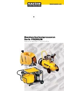 KAESER Kleinkompressor Serie Premium