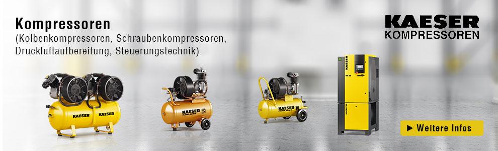 KAESER Kompressoren, Kleinkompressoren