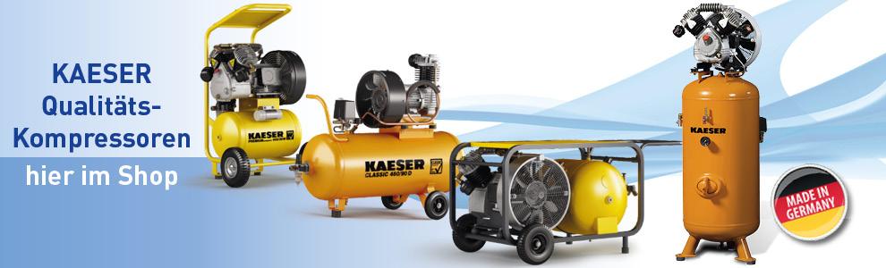 KAESER Kompressor, Kleinkompressoren