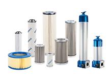 Industriefilter / Mann Filter / Mahle Filter