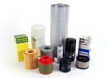 Druckluftzubehör - Industriefilter - Mahle Filter - Mann Filter