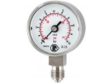 Edelstahlmanometer