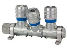 Druckluftverteilersystem