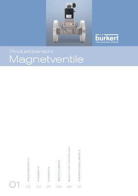 Bürkert Magnetventile