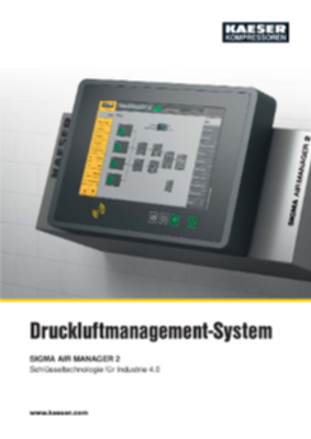 KAESER Druckluftmanagement Sigma Air Manager 2