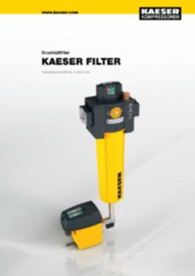 KAESER Druckluftfilter