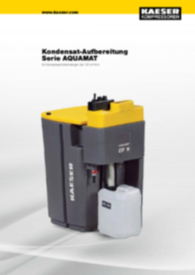 Kondensat-Aufbereitung Aquamat