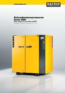 KAESERE Kompressor Serie BSD | 30-45 kW