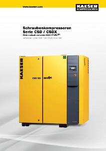KAESER Kompressor Serie CSD | 45-90 KW