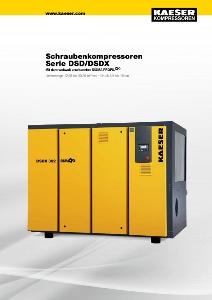 KAESER Kompressor Serie DSD | 75-160 kW