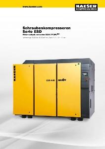 KAESER Kompressor Serie ESD | 200-250 kW