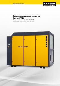 KAESER Kompressor Serie FSD | 250-325 kW