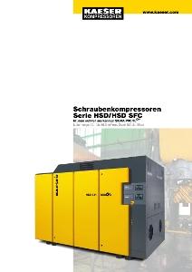 KAESER Kompressor Serie HSD | 360-515 kW