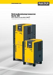 KAESER Kompressor Serie SX