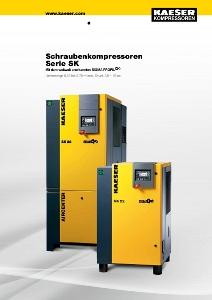 KAESER Kompressor Serie SK