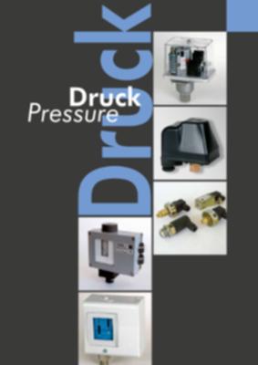 TIVAL Druckschalter Katalog