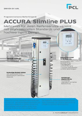 ACCURA Slimline PLUS