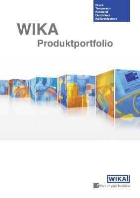 WIKA Produktportfolio