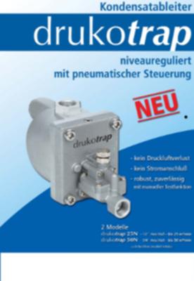 Wortmann Kondensatableiter drukotrap