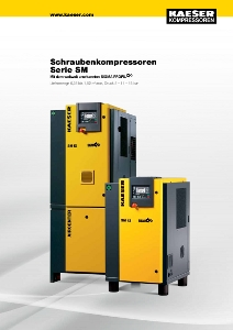KAESER Kompressor Serie SM