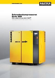 Kaeser Kompressor Serie ASD | 18,5-30 kW