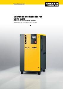 KAESER Kompressor Serie ASK