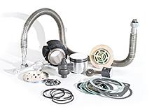Kompressor Ersatzteile - Mahle Druckluft - Compair