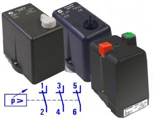 Tasterhaube für Condor MDR 5 Kompressor Schalter Druckschalter