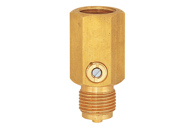 Stoßminderer für Manometer | Rohrfedermanometer | Druckmessgerät