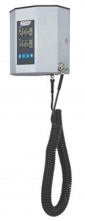 Elektronischer Reifenfüller 0 - 9,5 bar Blitz Automatic 4 W 120027