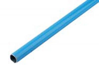 Transair Legris Aluminiumrohr blau Ø 25, VPE 6 Stk. - 1003A250400