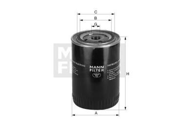 Mann Filter: Mann & Hummel Wechselfilter, 14 bar / W 962