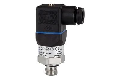 Druckmessumformer, Edelstahl, 0-40 bar, G 1/4, Winkelstecker RI-895.23