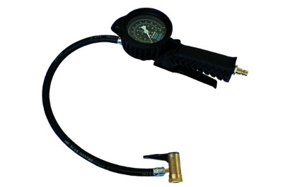 Luftdruckprüfer / Reifenfüller 0-12 bar, Hebelstecker EWO airstar 245.201