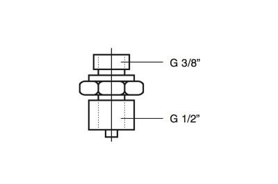 TIVAL Verschraubung H 124-114 1071004