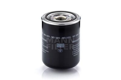 Mann Filter: Mann & Hummel Wechselfilter / Ölfilter WD 1374