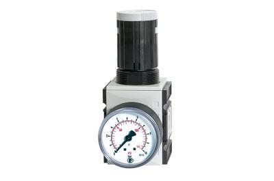 Druckregler mit Manometer, G 1/2, 0,5 - 16 bar, 4300 l/min RI-FU7186
