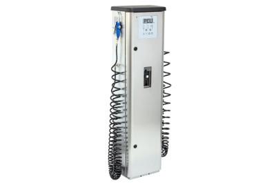 Elektronisches PKW Reifenfüllgerät Accura Slimline Plus, ES, inkl. Kompressor