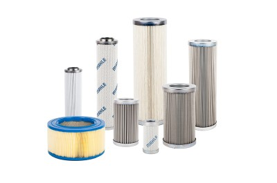 Mahle - Filtration Group: EcoParts Filterelement N 0400 DN 2 025