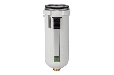 Polycarbonatbehälter inkl. Schutzkorb für Öler FUTURA, BG2 inkl. O-Ring BSL12