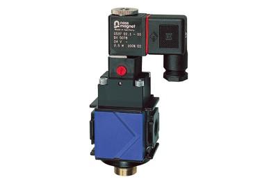 Schaltventil (3/2-Wegeventil) »variobloc« G 1 | 24 V DC RI-VS26