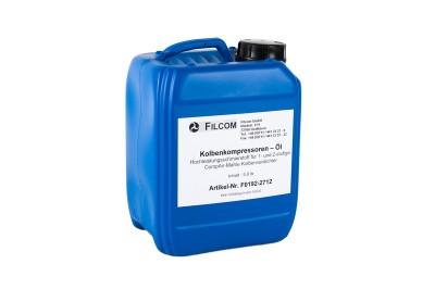 Kolbenkompressor Öl 5 l für Mahle Kompressor / 100001295