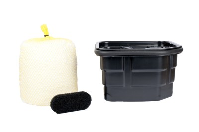 BEKO Oekosorb Aktivkohlefilter / Austauschfilter Set für ÖWAMAT 15 - 4010713