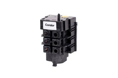 Condor Überstromrelais / Motorschutzrelais SK R3/ 6,3 für MDR 3 / 201441