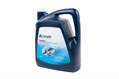Compair FluidForce Schraubenkompressor Öl 4000H 5 Liter Kanister SCWOBG2-5