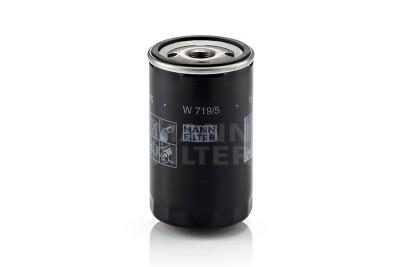 Mann Filter: Mann & Hummel Wechselfilter / Ölfilter, 14 bar / W 719/5