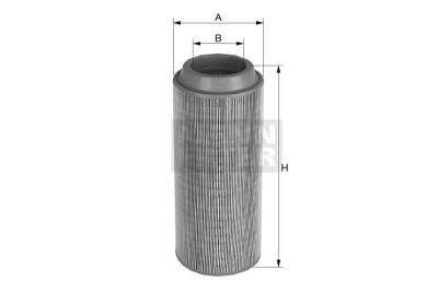 Mann Filter: Mann & Hummel C16400 Luftfilter