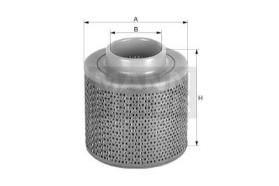 Mann Filter: Mann & Hummel C1131 Luftfilter