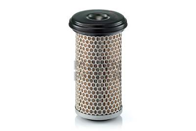 Mann Filter: Mann & Hummel C1176 Luftfilter