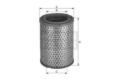 Mann Filter: Mann & Hummel C21138/1 Luftfilter